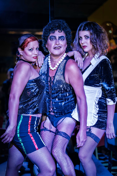 Puerto Vallarta Rocky Horror Shoot - August 2017