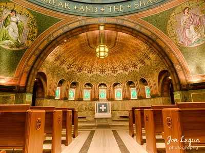 New! Lakewood Cemetery Chapel