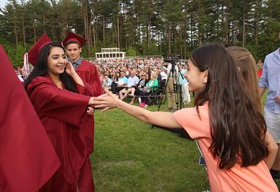 Groton-Dunstable graduation 053119
