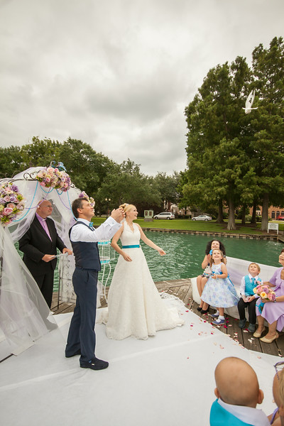 August 2, 2014 Wedding Day
