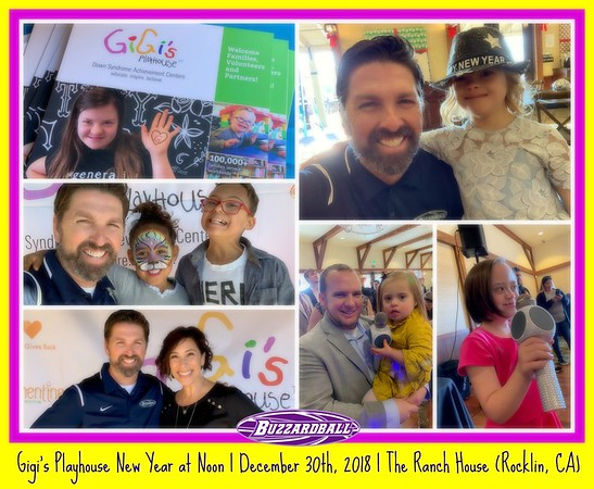 DECEMBER 30TH, 2018 | Gigi's Playhouse -- New Year at Noon