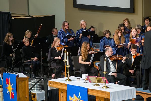 2016 Christmas Cantata