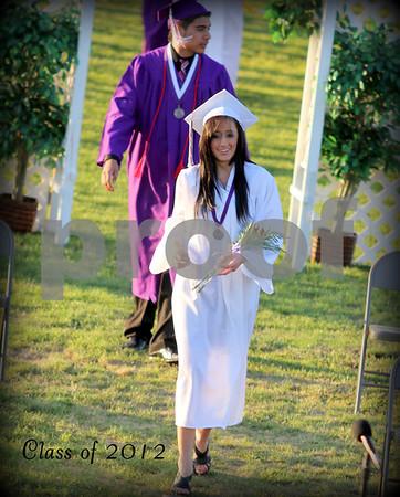 Denair High Graduation pics 2012