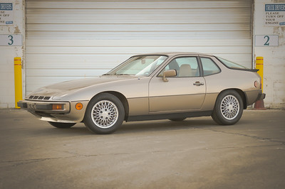 1981 Porsche 924 Turbo