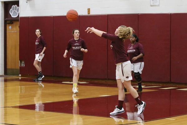 Livingston Manor vs. Sullivan West Girls Basketball