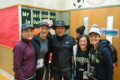 2014 Mt Si Relay and Ultra - start