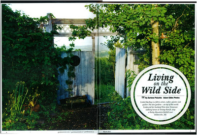 Gardens West - Living On the Wild Side