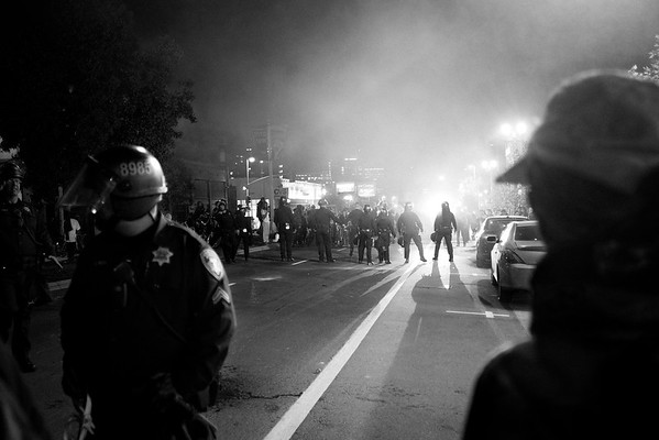 Oakland Protest - 11/10/2016