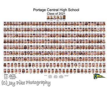 2021 PCHS Class Composite