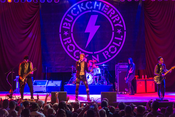 Buckcherry at Myrtle Beach House of Blues
