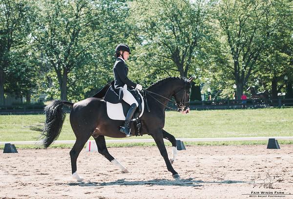 Ridley USDF National Dressage Pony Cup