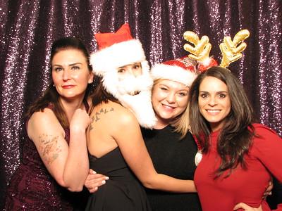 Backto30 Christmas Party