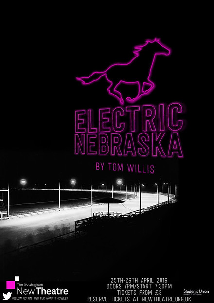 Electric Nebraska poster