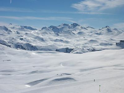 Val d'Isere 2014 - Ski-ing