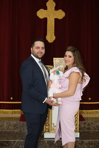 Leah's Christening