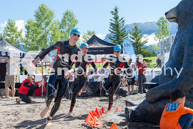 2018 Grizzly Open Water Swim Big Bear Run Around