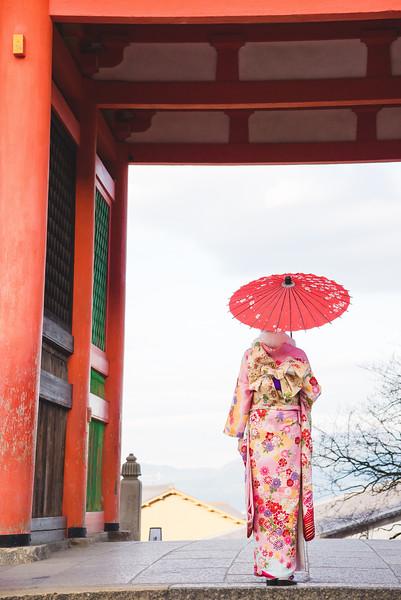 京都和服 - Joe & Susie