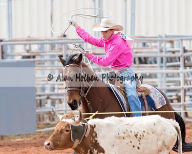 2018 Junior High Rodeo (Saturday) - Team Roping