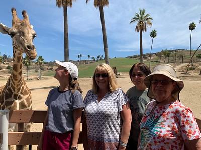San Diego Zoo Safari Park Aug 2019