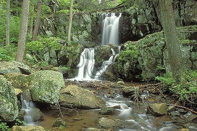 VIRGINIA - SHENANDOAH NP - HIKING / WATERFALLS