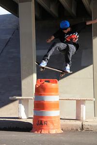 Skate Boarding, 17 Sept 2011