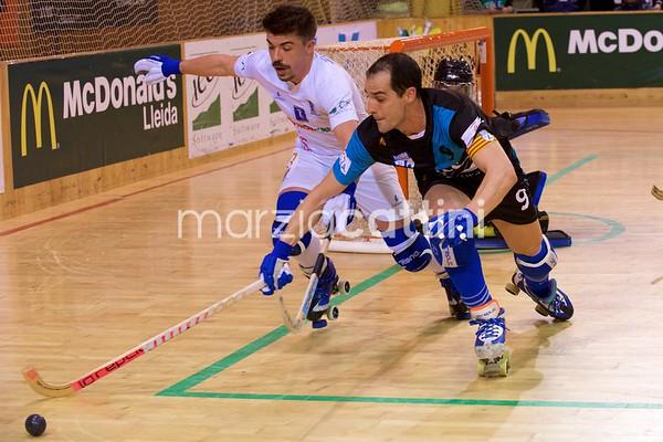 F4 CERS Cup Final: OC Barcelos vs Lleida Llista Blava