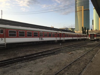 2016 - Tanzania - Dar Es Salaam - Central Railway Station