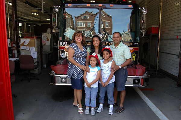 CFD Fire House Celebrations