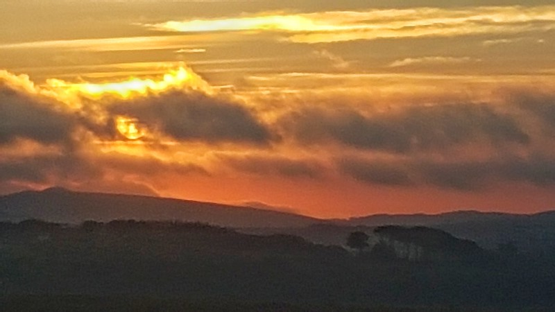 Dawn, Dartmoor