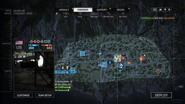 BF4 - Interesting Spawn Locations