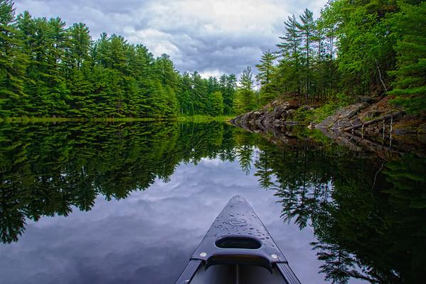 Algonquin Canoe Camping - Algonquin Provincial Park