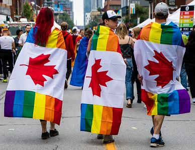 Toronto Pride - June 2018
