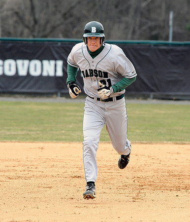 BABSON BASEBALL  V       SUFFOLK  SELECTED PHOTOS   3.23.2011