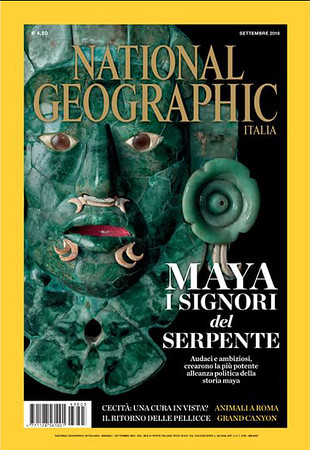 """Bačvice"" - National Geographic Italia - 09/2016"