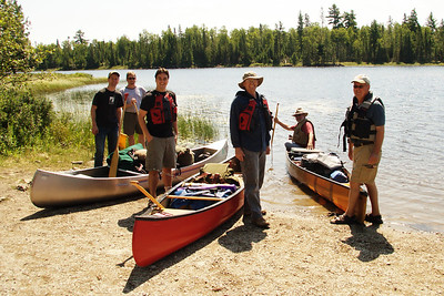 2006 Boundary Waters Canoe Trip August
