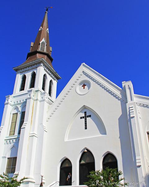 MOTHER EMANUEL  CHURCH