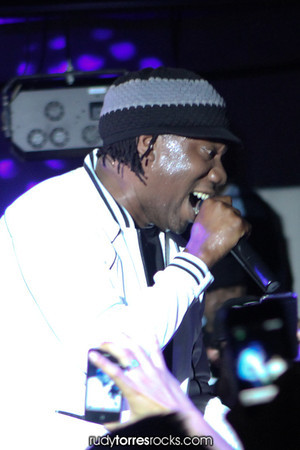 DJ Adam 12's AFEX w/ KRS ONE, Doug E Fresh & Mad Lion Performance at the Colony 8.11.2011