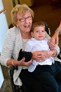 Helen Saipe - 100 Year Birthday Celebration - Sun