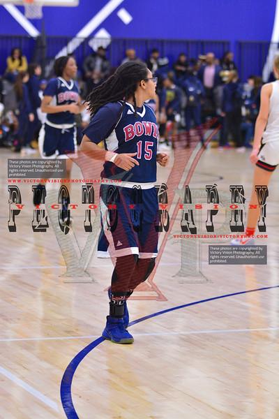 Bowie (MD) Girls Varsity Basketball 12-13-19 | She Got Game