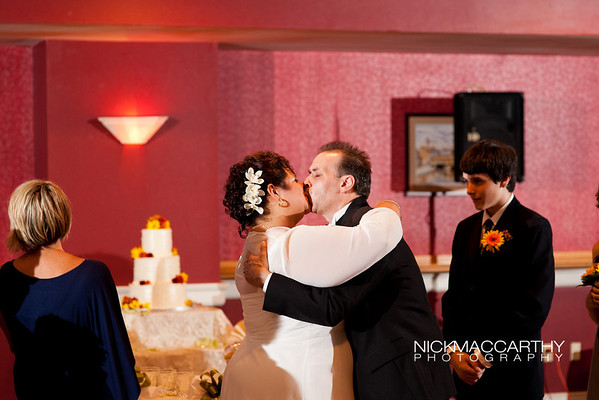 Dana and Bill Wedding