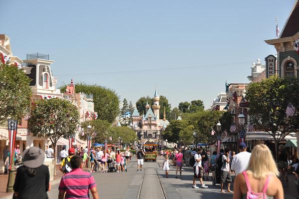 Disneyland Trip 2013