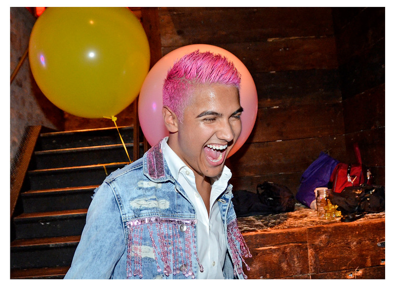 New York, New York - September 17, 2016: Birthday party for Elijah on September 17, 2016 at Hill Country BBQ, 30 West 26th Street in Manhattan, New York. Photo by Lukas Maverick Greyson © 2016 LMG