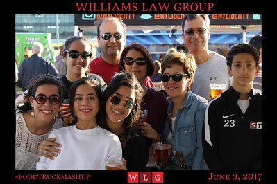 Food Truck Mashup Sponsored by Williams Law Group