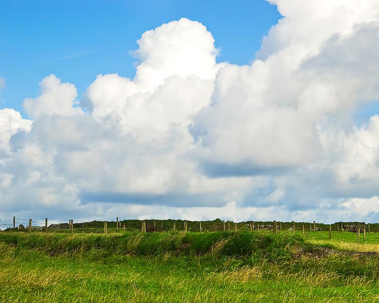 Clouds - Doolin, Ireland