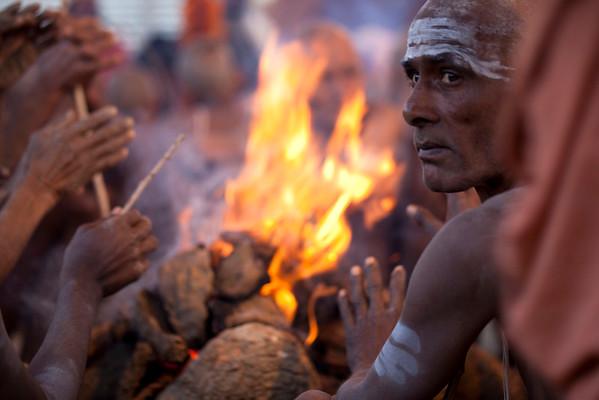 Kumba Mela - Prayag 2013