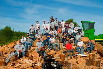 Montesano firewood 2009
