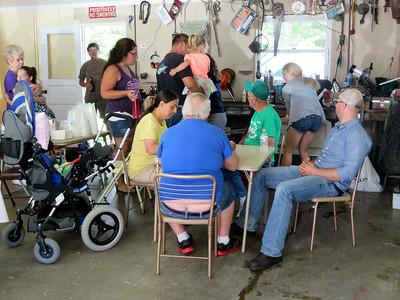 2014-07-27 Second Family Reunion
