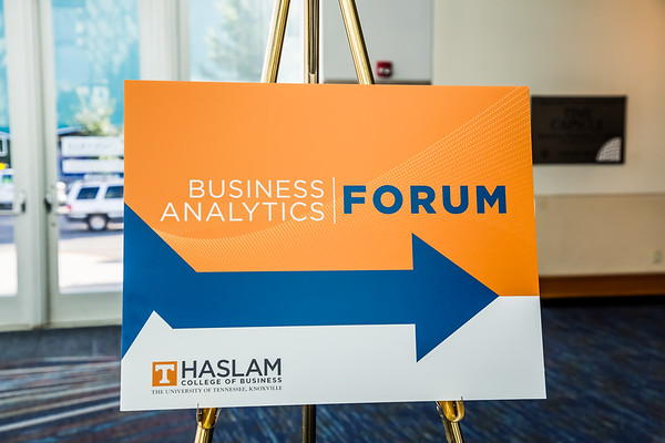UT Business Analytics Forum 2018