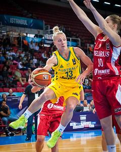 Group Phase - Australia - Belarus