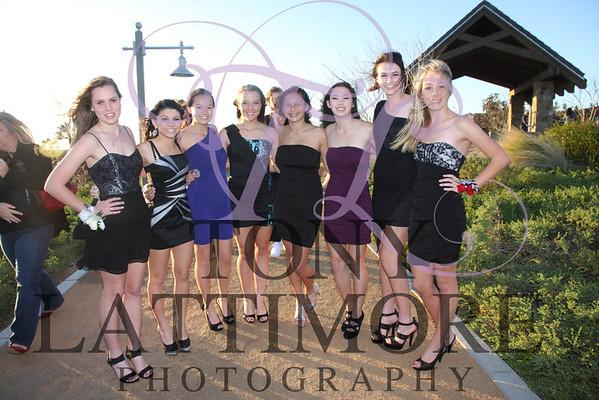 2012 Northwood High School Winter Formal